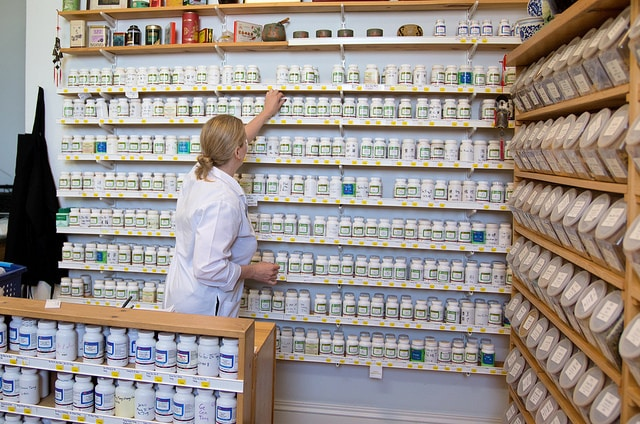 Selecting Chinese Herbs