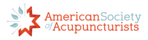 Picture of the logo for the American Society of Acupuncturists.